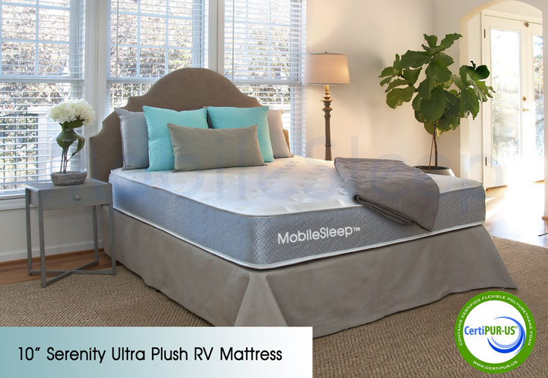 Serenity Ultra Plush RV Mattress