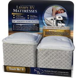 Luxury RV Mattresses